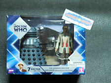 Doctor Who 7th Doctor with Renegade Dalek REMEMBRANCE OF THE DALEKS