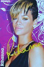 RIHANNA - Autogrammkarte - Signed Autograph Autogramm Fan Sammlung Clippings
