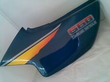Yamaha XTZ660 Tenere Blue Fairing panel Left Side cover XTZ 660 Side cover