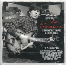 MOJO Keith Richards Life Companion 15-trk CD Buddy Guy Muddy Waters