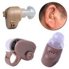 AXON K-55 ITE Hearing Aid Sound Amplifier Volume Adjustable