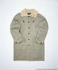 RRL by Polo Ralph Lauren Weathered Duster Trench Coat sz S / L nwt