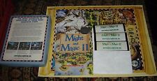 Might and Magic II w/ coin - New World Computing - Commodore 64 /128  - 1988