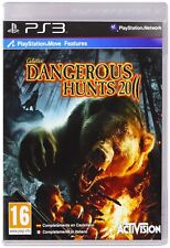 Cabela's Dangerous Hunts 2011 playstation 3  PS3