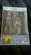 ULTIMATE SOLDIER 1/6 SCALE 3RD INF DIV. USN CORPSMAN 12 INCH FIGURE NAVY WWII 21