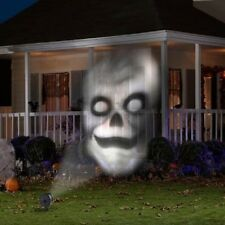 Halloween Animated Outdoor Projection Fade-Steady Projector Display - Brand New!