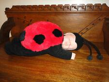Anne Geddes Ladybug Large 17 inch Baby Doll 1997 Unimax
