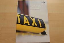 75030) VW Passat Taxi - Preise & Extras - Prospekt 01/2002