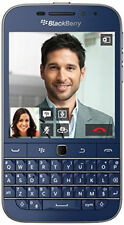 BLACKBERRY Q20 CLASSIC SQC100-1 (UNLOCKED) 16GB 4G LTE BLUE SMARTPHONE NEW