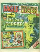 EAGLE & TIGER #170 British comic book June 22, 1985 Dan Dare VG+