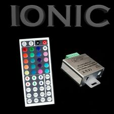 44 Key IR Remote Control DC 12V 12 Amp Wireless For 3528 5050 RGB SMD LED Strips