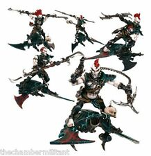 Warhammer 40k Dark Eldar Hellions Gangs of Commorragh New on Sprue