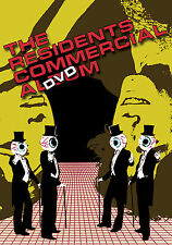 THE RESIDENTS New Sealed 2016 THE COMMERCIAL VIDEOS DVD