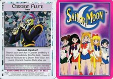 Sailor Moon CCG - Series III Chase Promo - Cardian Flute #4 of 9