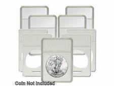 BCW - Display Slab with Foam Insert-Combo,American Silver Eagle White, 10 pack