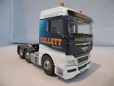 Corgi Modern Truck Heavy Haulage MAN TGX Collett Heavy Haulage 1:50 ideal code 3