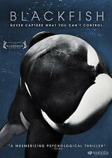 Blackfish Black Fish - Killer Whale Documentary (DVD Movie) Shelf 1-14