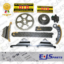 ENGINE TIMING CHAIN KIT + OIL CHAIN + SPROCKETS HONDA ACCORD CR-V 2.2CTDI N22