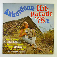 "12"" LP - Various - Akkordeon-Hitparade 78/2 - B3938 - washed & cleaned"