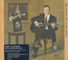 Eric Clapton CD ME AND MR JOHNSON ( NEUWERTIG)