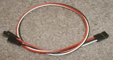 EMG Quick Connect Cable SOLDERLESS ACTIVE 9V Wire 81 85 60 CBL 3 12in **NEW**
