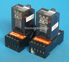 Schrack multimode MR306230 Relay with base