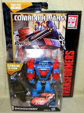 SMOKESCREEN Transformers Combiner Wars 2015 IDW Deluxe Part SKY REIGN