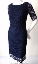 REVIEW Dress Size 6 US 2 UK 6 Blue