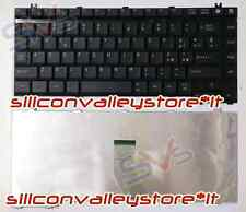 TECLADO ITALIANO PARA NOTEBOOK TOSHIBA SATELLITE A100 NEGRA