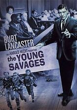 YOUNG SAVAGES - DVD - Region 1 - Sealed