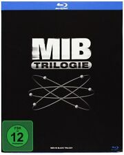 MEN IN BLACK 1-3 [Blu-ray] Will Smith, Tommy Lee Jones OVP