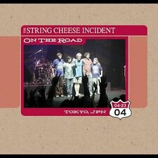 April 23 2004 Tokyo Japan: On the Road, String Cheese Incident, Good