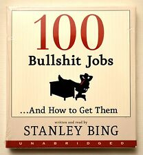 100 B******* JOBS...and How to Get Them - MINT NEW CDS! Free First Class in U.S.
