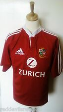 British & Irish Lions (New Zealand 2005) Rugby Union Home Jersey (Adult Large)