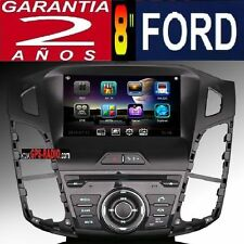 FORD FOCUS 2012 DUAL CORE WIFI 3G INTERNET RADIO DVD GPS CANBUS DVR IPHONE USB