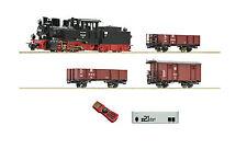 ROCO 31031 Starter Set z21+Multimaus H0e HF110C+Treno merci Ep III