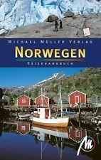 Norwegen Michael Müller Reiseführer Lofoten NEU Oslo a