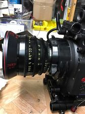 Red Pro 18-50 Lens PL Mount (one Small Issue)