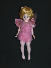 """1950s Vintage Madame Alexander 9"""" TINKER BELL Cissette Doll TINKERBELL bentknees"""
