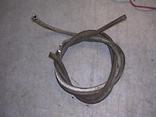 1984-1996 Corvette Windshield Washer Tank Hoses, (2) GM ORIGINALS