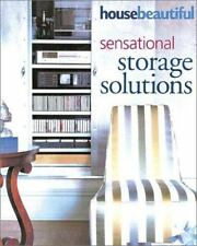 House Beautiful Sensational Storage Solutions-ExLibrary