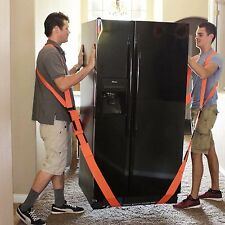 Straps Moving Heavy Lifting Lift Carry Secure Furniture Appliances Supplies Tool