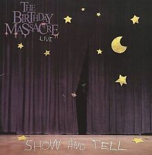 Birthday Massacre, The-Show And Tell CD NEW