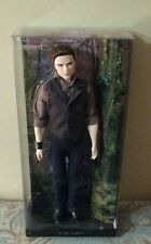 NIB BARBIE DOLL 2012 THE TWILIGHT SAGA EMMETT PINK LABEL