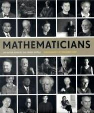 Mathematicians: An Outer View of the Inner World by Mariana Cook