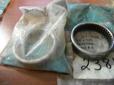 NOS Genuine GM Transfer Case Input Shaft Bearings Pair Type 207 S10 S-10 Blazer