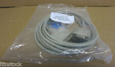 Wincor Nixdorf 9DM-25DM Null Modem 3 Metres Bettle Cable Grey RS232 Compliant