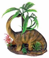Dinosaures Préhistoriques et Plantes Poissons d'Aquarium Décoration Orner 950115