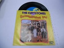 THE CURBSTONES Scrumpdillyishus Land/Edith Norberg 45 RPM 1973 MGM Records EX