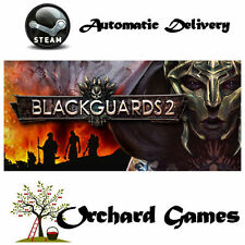 Blackguards 2: Pc Mac: (steam/digital) automático de entrega